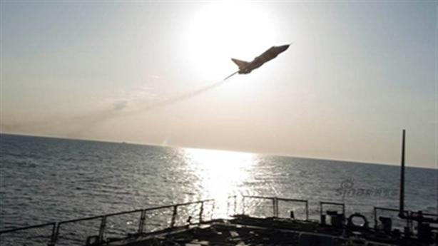 Tàu chiến Mỹ thừa sức cho Su-24 tan xác cách trăm km