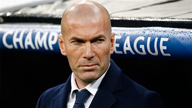 Zidane xứng là giáo sư của Real