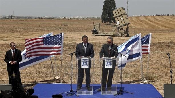 Sức mạnh hệ thống phòng thủ Israel được Mỹ đỡ đầu
