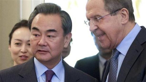 Trung Quốc tung hô quan điểm Nga về Biển Đông