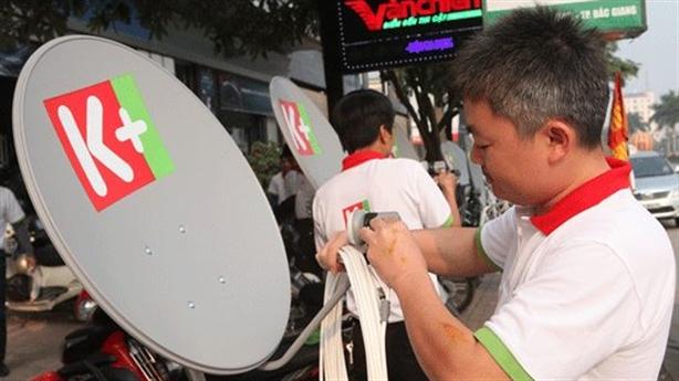 Bộ TT&TT nói về đề xuất thoái vốn khỏi K+ của VTV