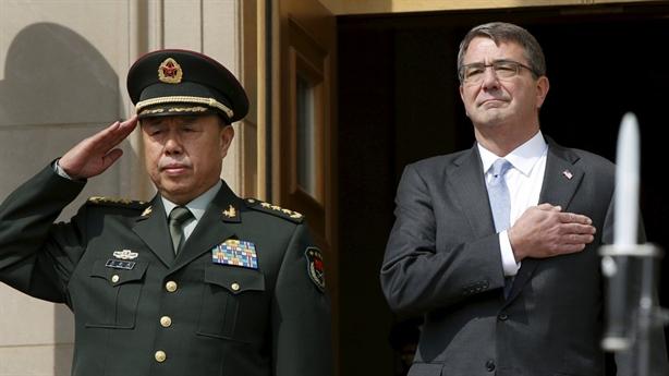Mỹ cứng rắn, Anh khiến Trung Quốc sốc tại biển Đông?