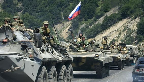 Tkhinvali đòi sáp nhập, Nga động binh Nam Osetia, cảnh cáo Mỹ-Gruzia