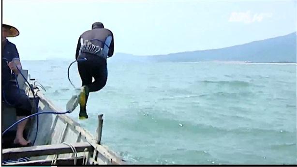 Ngư dân biến mất sau tiết lộ đường ống thải ngầm Formosa