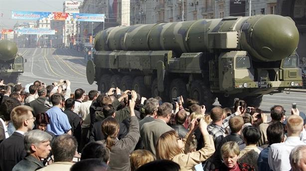 Nga công khai dàn vũ khí duyệt binh Ngày chiến thắng