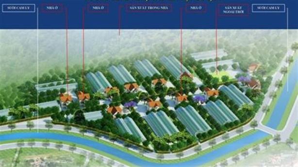 Đà Lạt xây dựng mô hình 'làng đô thị xanh'