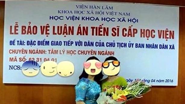 Việt Nam nhiều tiến sĩ, ít thành tựu: Sao lại bất ngờ?