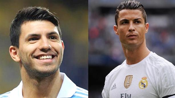 Đừng so sánh Aguero với Ronaldo nữa