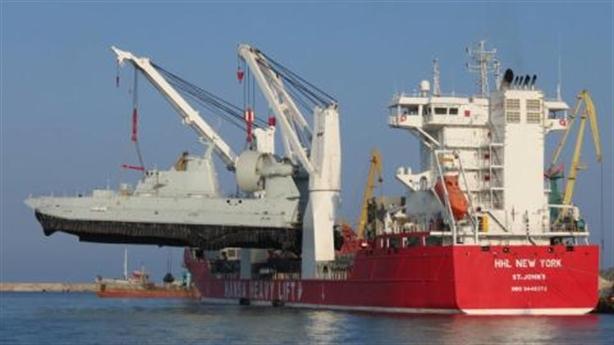 'Crimea dư sức đóng được tàu như Mistral'