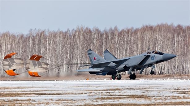 Nga khoe tính năng MiG-31: Nỗi khiếp sợ của Mỹ?