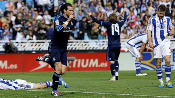 Real Madrid chiến thắng, La Liga càng về cuối càng hấp dẫn