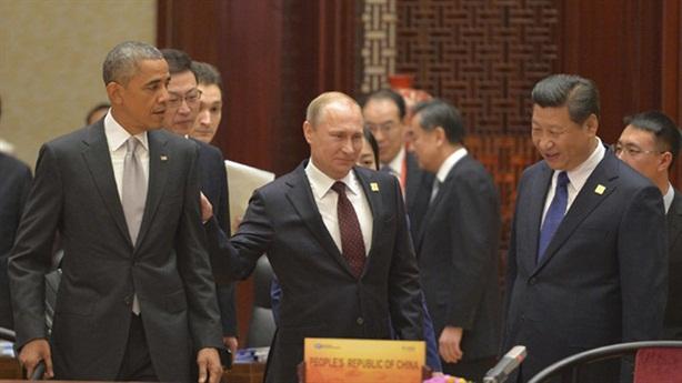 Nga-Trung o ép, Mỹ vẫn tự tin vây ngược?