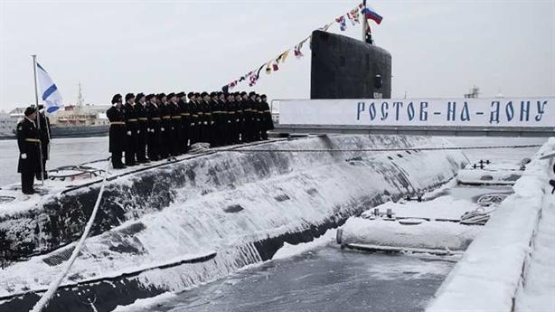 Nga công khai đưa vũ khí đến Crimea
