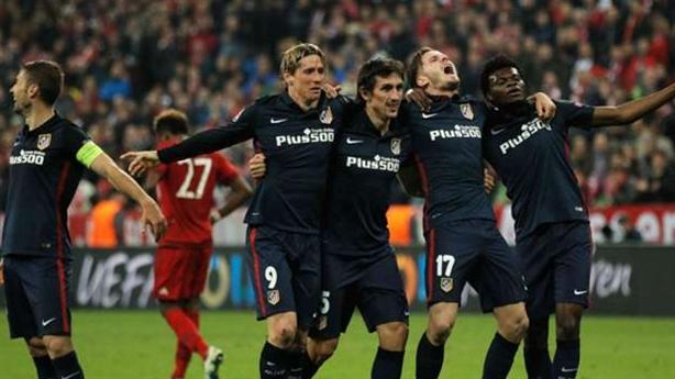 Torres tự hào về đội bóng sau trận đấu với Bayern