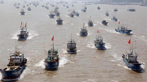 Tàu cá Trung Quốc mang vũ khí: Mỹ hành động quyết liệt