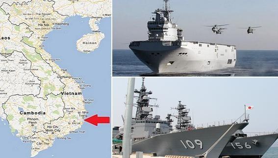 Cam Ranh trong chiến lược hòa bình và ổn định Biển Đông