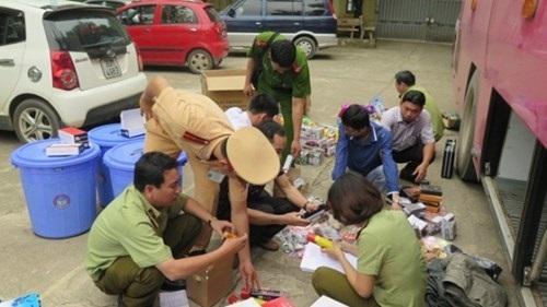 Dược liệu rác vẫn nhập về Việt Nam