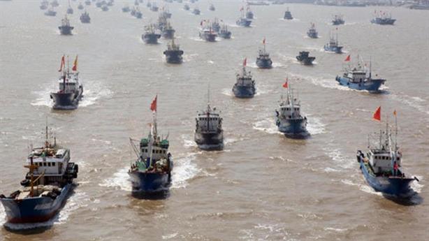Học giả quốc tế cảnh báo lực lượng dân quân biển TQ