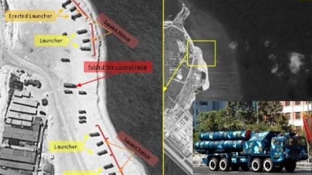 HQ-9 ở Biển Đông nhằm vào ai nếu không phải Mỹ?