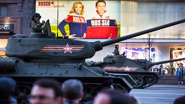 T-34 khiến xe tăng Đức thảm bại