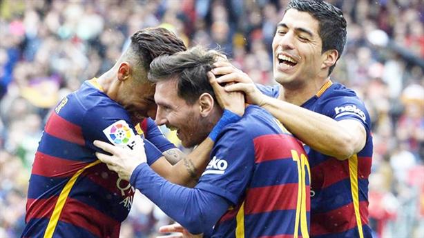 Real không có cửa vượt mặt Barca?