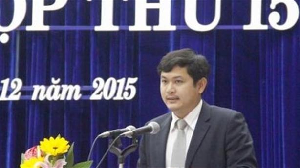 Ông Lê Phước Hoài Bảo được giới thiệu bầu đại biểu HĐND
