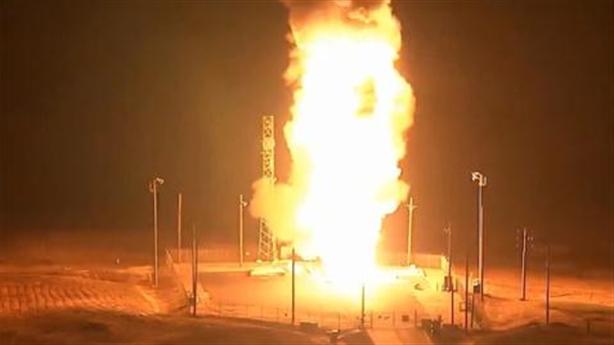 Mỹ đuối sức khi vũ khí không gian Nga thực chiến