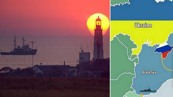 Nga chặn mưu đồ của Ukraine biến Crimea thành ốc đảo