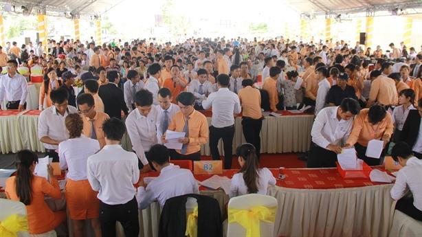 95% dự án Đại Phước Center City được bán