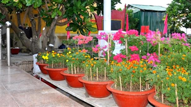 Công viên Đại tướng Võ Nguyên Giáp tại Trường Sa