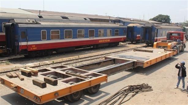 Trung Quốc lại trúng gói thầu thiết bị đường sắt Việt Nam