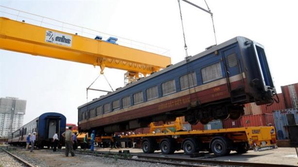 Trung Quốc lại trúng thầu thiết bị đường sắt: Phải mua thôi