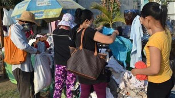 Quần áo từ thiện TP.HCM lo bị dẹp: Sẽ hài hòa