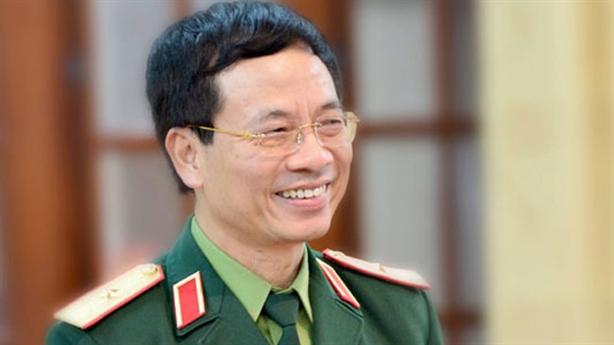 Sếp Viettel làm Ủy viên Quân ủy Trung ương