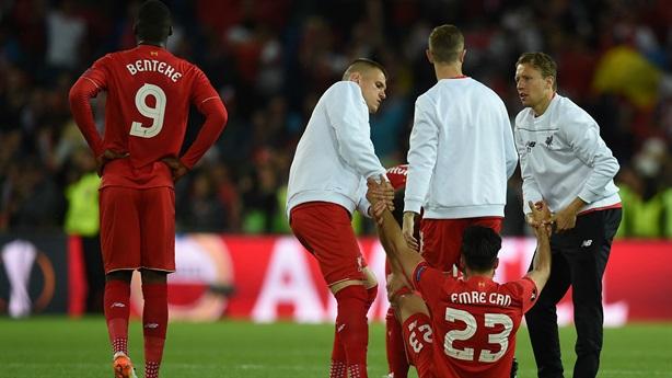 Liverpool mất Europa League do tinh thần?
