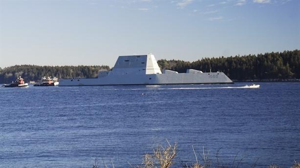 Nga có thể định đoạt số phận Zumwalt bằng tên lửa