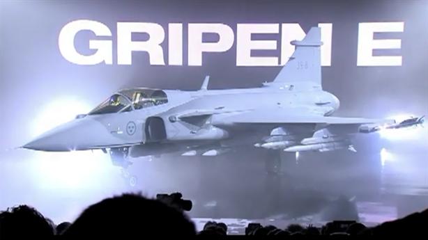 Thụy Điển ra mắt tiêm kích 'giá chát' Gripen E