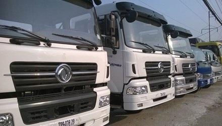 Xe tải Thái vượt mặt Trung Quốc, đổ bộ Việt Nam