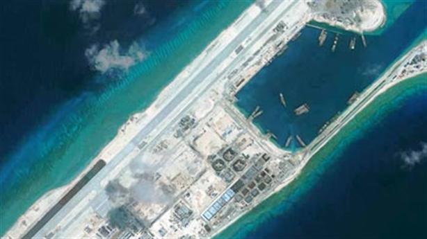 TQ lập căn cứ tàu cứu hộ hiện đại trên Biển Đông?