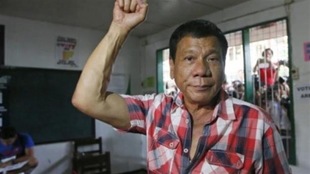 Tổng thống Philipppines tuyên bố mới về vấn đề Biển Đông