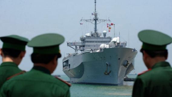 Mỹ đặt trạm hậu cần Đà Nẵng: Không trái nguyên tắc Ba-không