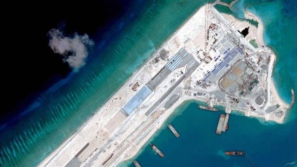 Trung Quốc yếu thế về Biển Đông