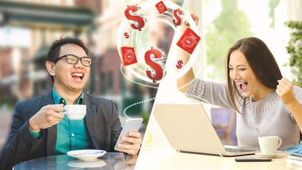 Nhanh tay nạp tiền dế yêu, nhận quà hấp dẫn từ Techcombank
