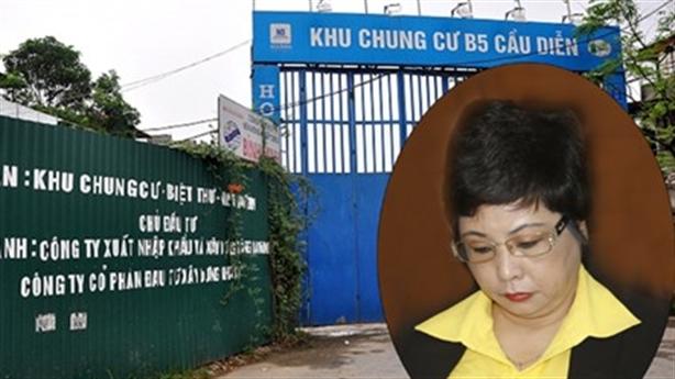 Đề nghị truy tố cựu ĐBQH Châu Thị Thu Nga