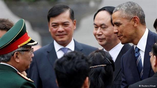 Rung chấn sau khi Mỹ bỏ cấm vận vũ khí Việt Nam