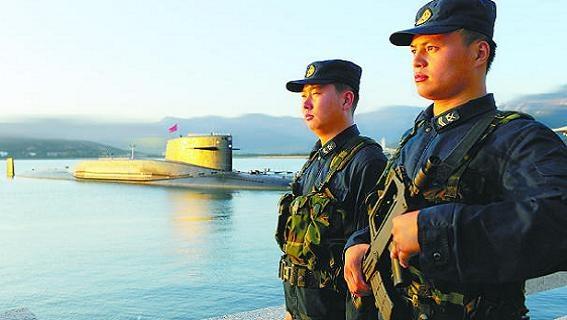 Trung Quốc dùng tàu ngầm hạt nhân, Biển Đông căng dây đàn