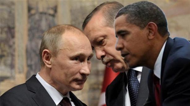 Thổ Nhĩ Kỳ hưởng lợi từ bất đồng Mỹ - Nga?