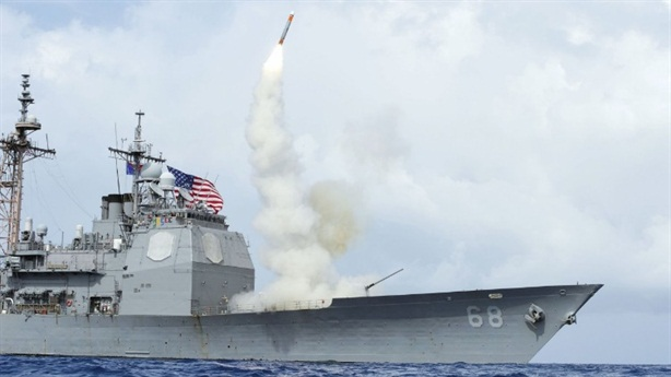 Mỹ hoán cải Tomahawk, SM-6 hạ tàu sân bay Trung Quốc?
