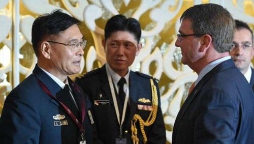 Trung Quốc chuẩn bị kịch bản Biển Đông tại Shangri-la