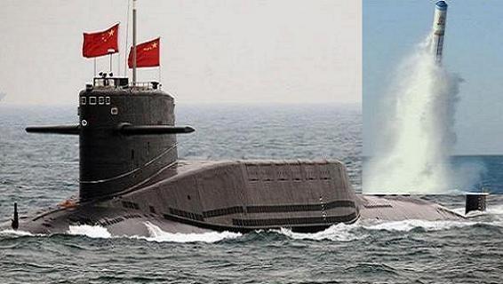Đưa tàu ngầm hạt nhân xuống Biển Đông: Trung Quốc lập ADIZ?